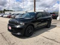 2018 Dodge Durango R/T Must finance through dealer to