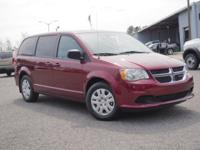 2018 Dodge Grand Caravan SE*** NEW DODGE *** DODGE is