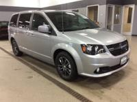 2018 Dodge Grand Caravan Billet Clearcoat SXT FWD
