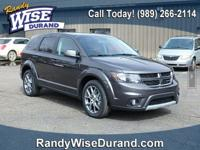 * 2018 Dodge Journey GT...Features include: AWD,