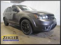 2018 Dodge Journey GT Granite Pearlcoat AWD 6-Speed