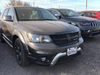Options:  2018 Dodge Journey Crossroad|Real Gas