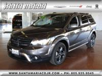 Options:  2018 Dodge Journey Crossroad Fwd|Fresh Oil