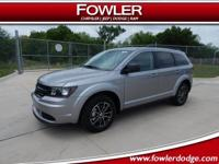 Recent Arrival!   2018 Dodge Journey SE 4D Sport