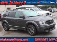 Recent Arrival!   CARFAX One-Owner.  2018 Dodge Journey