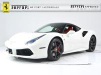 2018 Ferrari 488 GTB - FERRARI APPROVED - CERTIFIED
