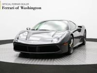 Check out this gently-used 2018 Ferrari 488 GTB we
