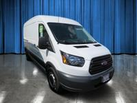 ${OptionalEquipment} LOW MILES - 2,037! Transit Van