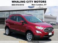 $2,350 off MSRP!2018 Ford EcoSport SEPLEASE CALL AND