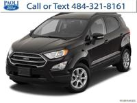 **NEW VEHICLE**FORD PROGRAM VEHICLE** SE Convenience