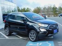 2018 Ford EcoSport Titanium 4 Wheel Drive With