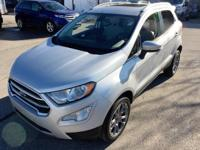 2018 Ford EcoSport ***OXMOOR FORD IS PROUD TO BE THE #1