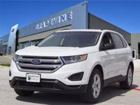 2018 Ford Edge SE 29/21 Highway/City MPG Grapevine Ford
