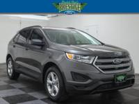 Magnetic 2018 Ford Edge SE FWD 6-Speed Automatic