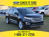 *20108 Ford Edge SEL - *Sports Utility Vehicle - I4