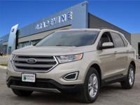 2018 Ford Edge SEL 29/20 Highway/City MPG Grapevine