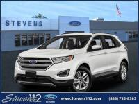 Oxford White 2018 Ford Edge SE AWD 6-Speed Automatic