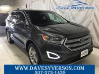 Magnetic 2018 Ford Edge SEL AWD 6-Speed Automatic