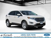 Delivers 27 Highway MPG and 20 City MPG! This Ford Edge