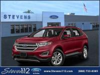 Ruby Red Metallic Tinted Clearcoat 2018 Ford Edge SEL