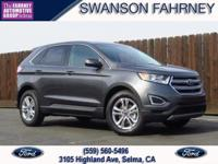 29 20 Highway City MPG 2018 Ford Edge 4D Sport Utility