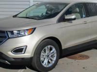 This 2018 Ford Edge SEL is offered to you for sale by