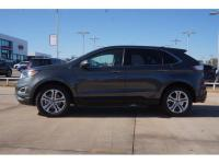 Recent Arrival! Magnetic Metallic 2018 Ford Edge