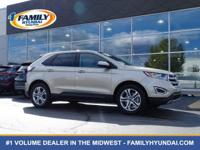 Look at this 2018 Ford Edge Titanium. Its Automatic
