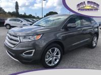 Save thousands from new with the 2018 Ford Edge