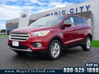 Make sure to get your hands on this 2018 Ford Escape SE