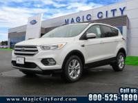 This 2018 Ford Escape SE includes a backup camera,