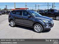 2018 Ford ESCAPE - Sewell Ford Lincoln has been serving
