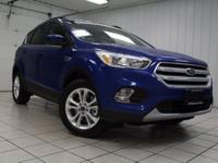 2018 Ford Escape SE EcoBoost 1.5L Turbocharged, SYNC