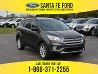 *2018 Ford Escape SE - *Sports Utility Vehicle - I4