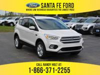 *2018 Ford Escape SEL - *Sports Utility Vehicle - I4