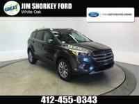 Recent Arrival! Certified. 2018 Ford Escape Titanium