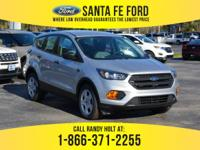 *2018 Ford Escape S* - I4 2.5L Engine - Sports Utility
