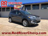 Feast your eyes on our great looking 2018 Ford Escape