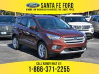 *2018 Ford Escape SEL -* Sports Utility Vehicle - I4