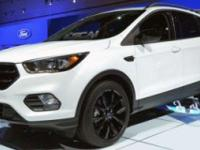 $2,000 off MSRP! 2018 Ford Escape SE   We are having