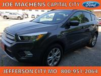 New Price!  Magnetic 2018 Ford Escape SE 4WD 6-Speed