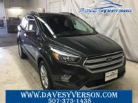 Magnetic 2018 Ford Escape SE 4WD 6-Speed Automatic