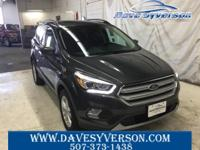 Magnetic 2018 Ford Escape SEL 4WD 6-Speed Automatic