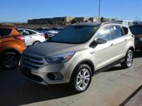 Winslow Ford is excited to offer this 2018 Ford Escape.