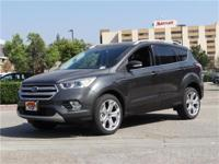 Options:  2018 Ford Escape Titanium 4X4|Miles: