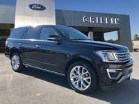 Shadow Black 2018 Ford Expedition Limited RWD 10-Speed