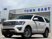 2018 Ford Expedition Limited Town East Ford uses a 3rd