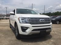 White 2018 Ford Expedition XLT RWD 10-Speed Automatic