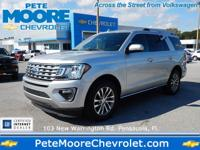 You can find this 2018 Ford Expedition Limited and many