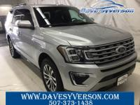 Silver+2018+Ford+Expedition+Limited+4WD+10-Speed+Automa